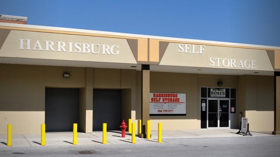 Harrisburg, storage, front