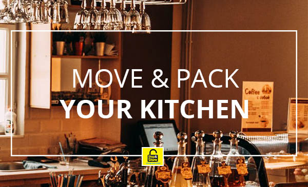kitchen, move, pack