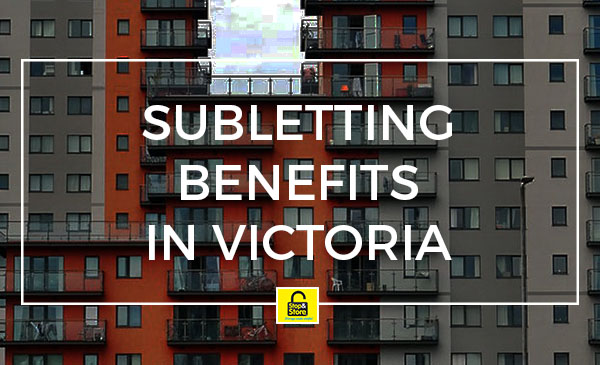 subletting, victoria, benefits