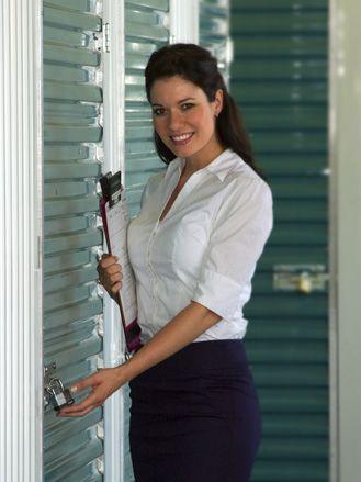 storage locker, lady, girl, victoria