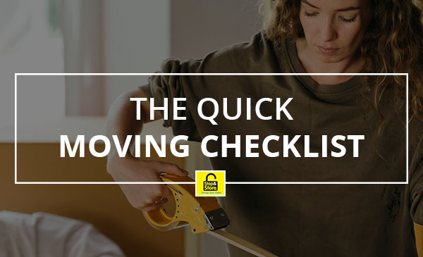 move, checklist, women, packing