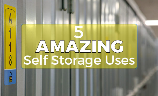 self storage uses