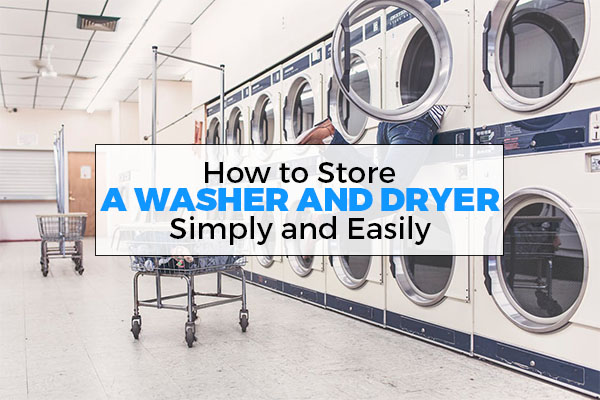 washer, dryer, storage, tips