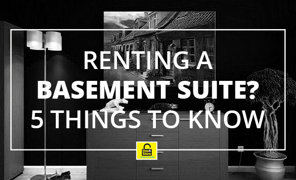 basement suite, moving tips