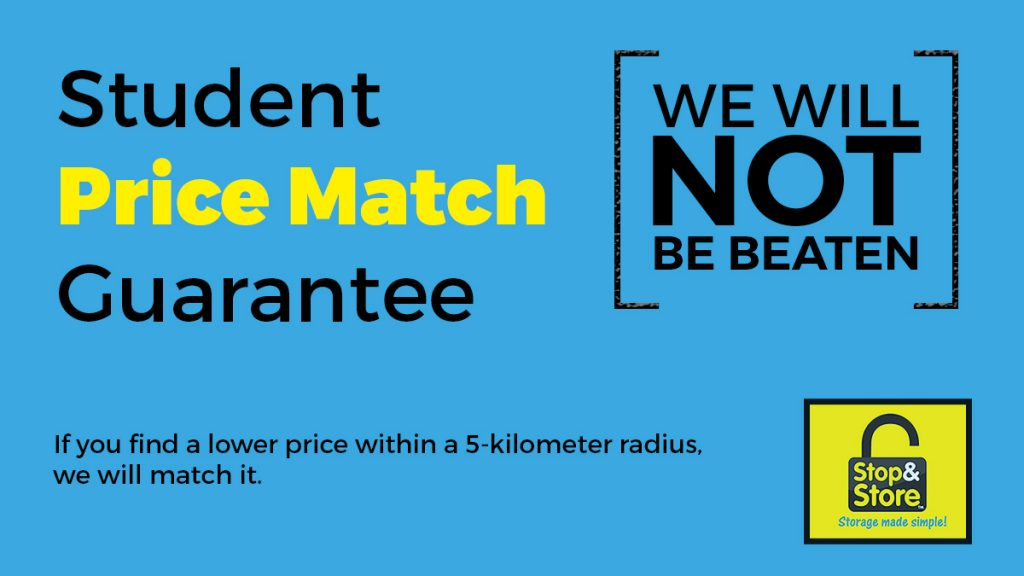 student deals, price match