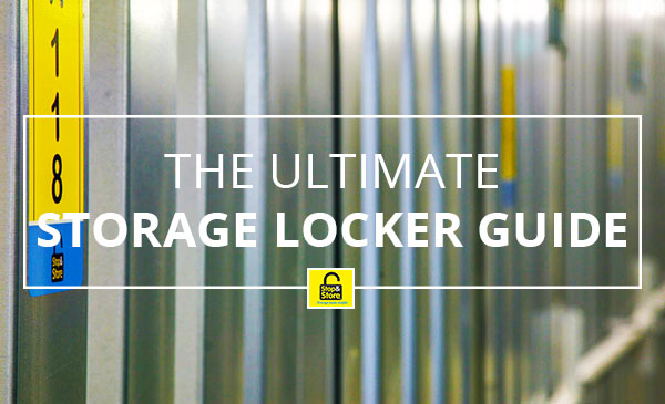 storage locker, guide, units