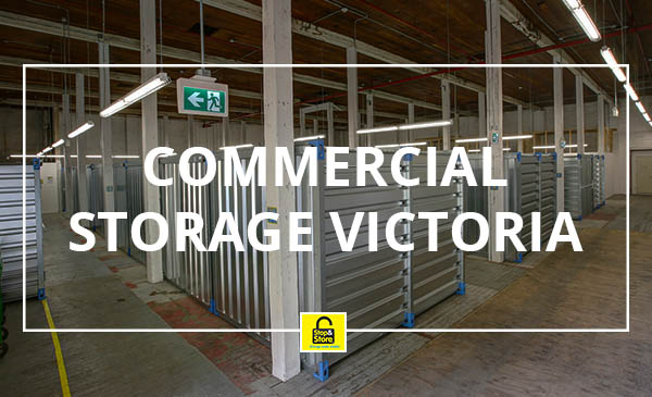 commercial storage, victoria
