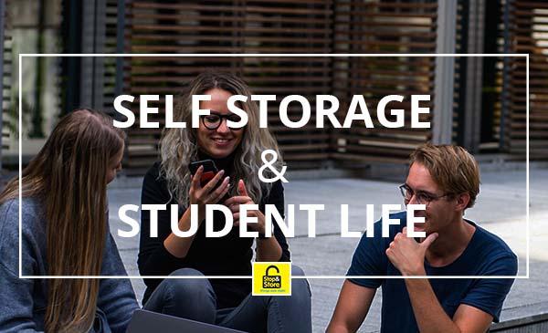 student life, university, campus
