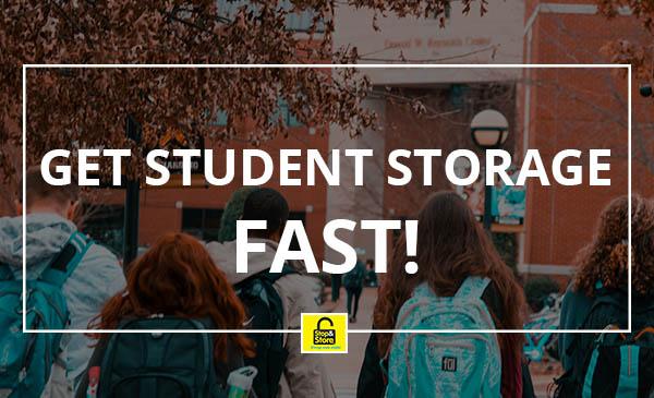 student storage, uvic, camosun