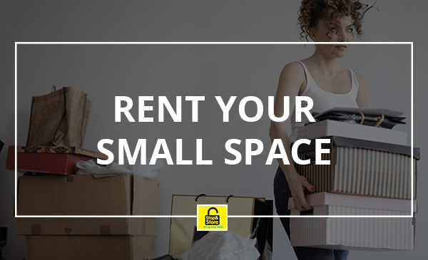 rent, small, space, women, boxes