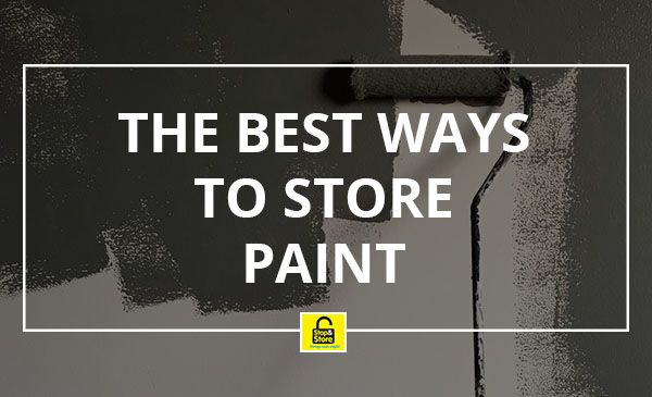 store paint, tips, wall