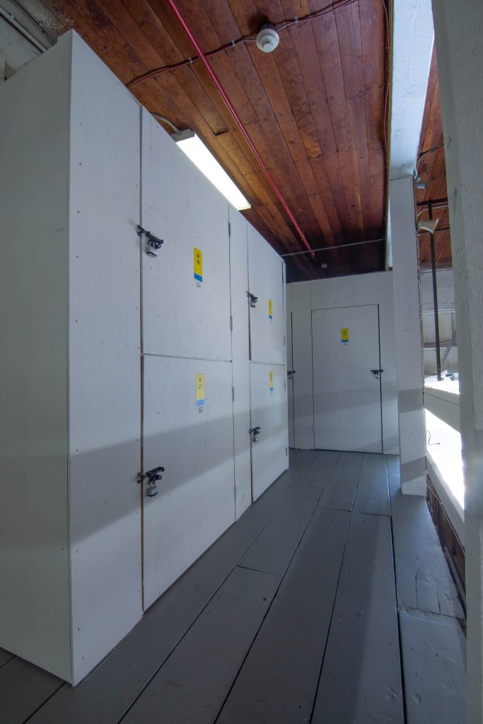 new units, victoria, small storage