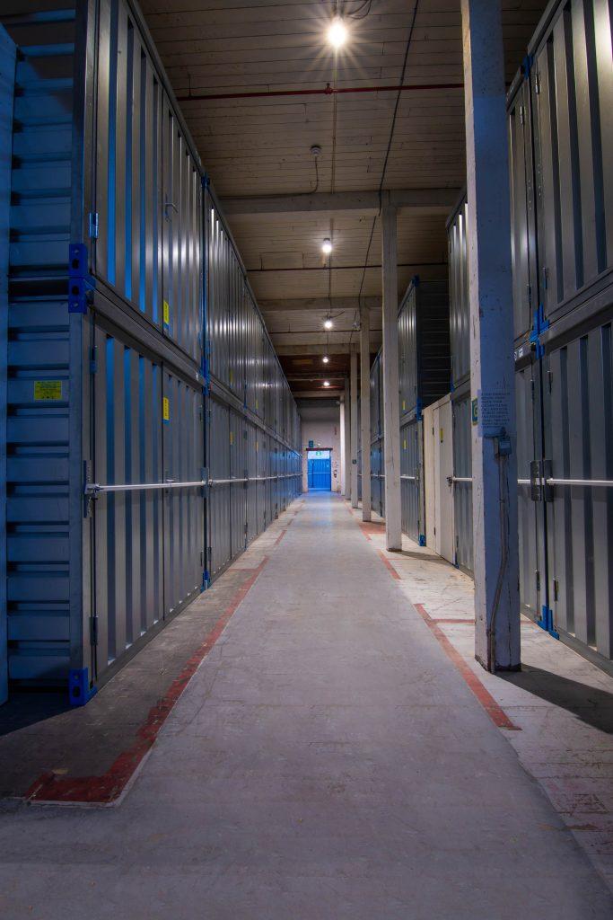 storage, units, interior